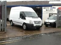 2010 Ford Transit limited 2.4TDCi ( 140PS ) 350M ( High Roof top spec air con