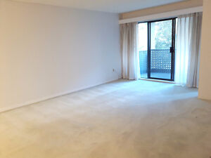 very spacious newly renovated 2 bedroom Brentwood/Skytrain 2 BR