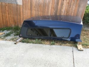 Ford 8 ft canopy long box