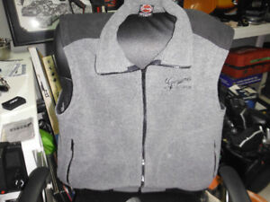 Harley Davidson 100% Cotton Vest Like New!