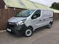Vauxhall Vivaro BiTurbo 1.6CDTi 120PS**1 OWNER**FULL DEALER SERVICE HISTORY**
