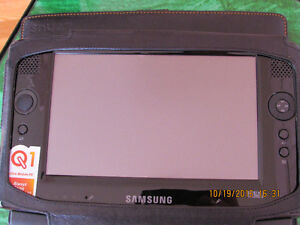 Samsung Q1 Touchscreen Pen Windows XP Tablet computer with extra
