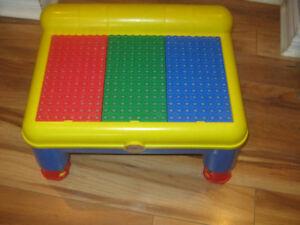 Table blocs duplos et duplos