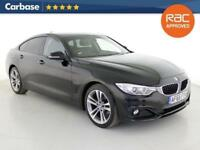 2015 BMW 4 SERIES 418d Sport 5dr [Business Media] Coupe