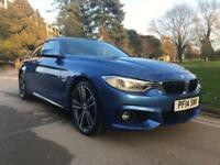 2014 BMW 4 Series 435d xDrive M Sport 2dr Auto 2 door Coupe