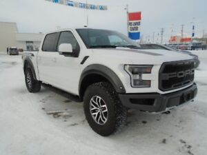 2017 Ford F-150 F-150 Raptor w/Lane Watch, Navigation, Remote...