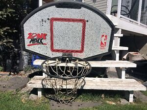 Basketball Hoop w/ Mounting brackets