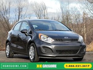 2013 Kia Rio LX HEATED SEATS A/C GR ELEC