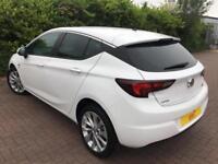 2018 Vauxhall Astra 1.4 Turbo Se 5dr P199z 5 door