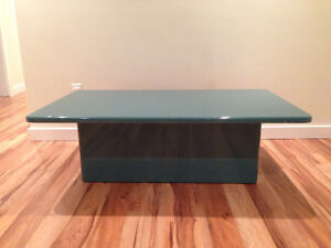 Turquoise Table