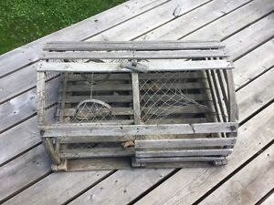 East Coast Nova Scotia Lobster Trap
