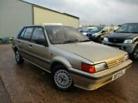 1986 NISSAN SUNNY 1.6 PETROL AUTO MINT CONDITION LOW MILLAGE