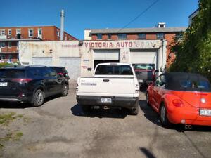 Auto Body Shop For Sale . Lachine . $75,000