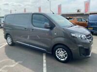 2021 Vauxhall Vivaro L1 H1 2700 1.5d 100 Sportive Van Van Diesel Manual