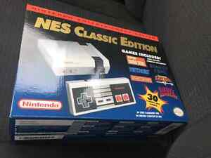 Never opened * NES Classic Edition