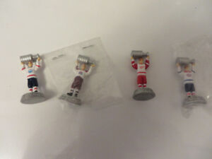 22 NHL Stanley Cup Champions Figures--1 3/4'' Tall