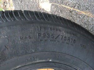 "GOODYEAR WRANGLER 235/75/16 TIRES""...4$375.00"