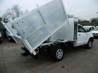 2013 Toyota Hi-Lux 2.5D-4D 4WD 4X4 Single Cab New Arborist Tipper Storage Arb