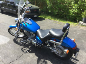 STILL BRAND NEW HONDA SHADOW 750