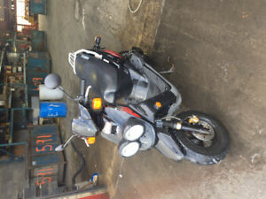 Scooter BWS Sport 2009 NEGO