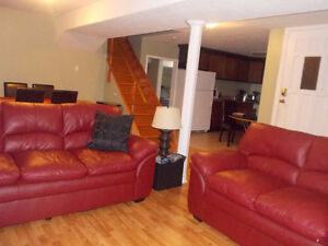 Two Bedroom Basement Apartment - Available Immediately