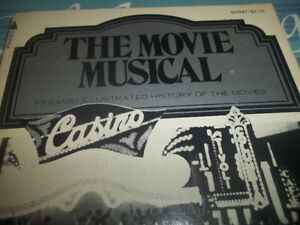 The Movie Musical / by Lee Edward Stern ; General Editor, Ted Se