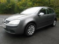 05/05 VOLKSWAGEN GOLF 1.9 TDI SE 5DR HATCH IN MET GREY