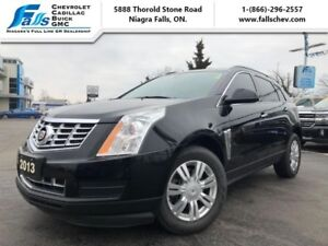 "2013 Cadillac SRX Leather Collection  MEMORY PACKAGE,18""ALLOYS,S"