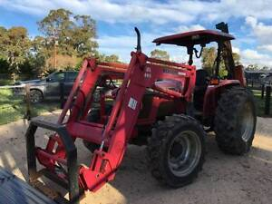 Mahindra 65hp ROPS tractor (secondhand) Mount Barker Mount Barker Area Preview