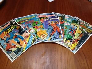 DC Comics Presents - near complete set