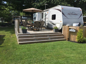 Trailer for Sale at Fisherman's Cove