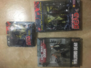 Walking dead figures
