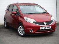 2015 Nissan NOTE ACENTA PREMIUM STYLE PACK Manual MPV