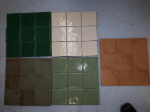 4 x 4 Backsplash Ceramic Tiles