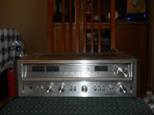 pioneer sx 780 receiver