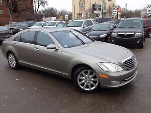 2007 Mercedes-Benz S-Class V8 Sedan