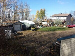Must see! House for sale on acreage
