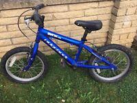 Ridgeback MX16 kids bike 16 inch