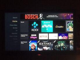 Kodi installed on Amazon firestick better than android box self updates