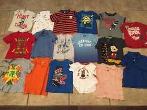 17 short sleeve shirts