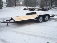 16' FLAT BED