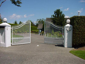 Aluminum / Steel Gates, Railings, Fence and Stairs