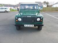 Land Rover Pick-Up 2.5 Diesel