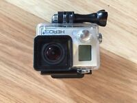 Go pro 3+ action camera