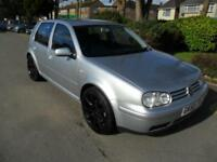 VOLKSWAGEN GOLF 2.0 2002 GTi COMPLETE WITH M.O.T HPI CLEAR INC WARRANTY