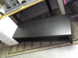 Table de salon IKEA, meuble télé, livraison gratuite possible