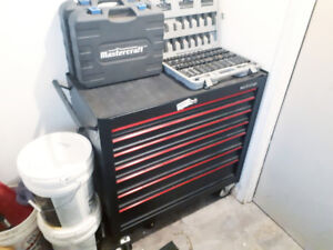 Selling Tool Chest and Mechanic Tools