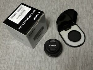 Camera EFS Lens for Canon Cameras - 24 MM