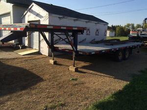 2013 home built 27 1/2 foot fifth wheel trailer