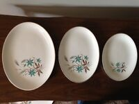 Online Sale-Vintage Canadian Wheat Georgian China